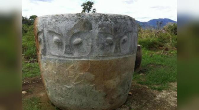 Salah satu Kalamba di Lembah Bada (Aesthetic Grounds)